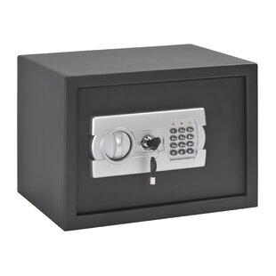 Heavy Duty Electronic Lock Commercial Security Safe by Buddy Products