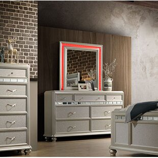 Rosdorf Park Drage 7 Drawer Dresser