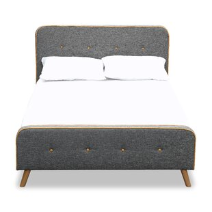 Emelia Upholstered Bed Frame By Zipcode Design