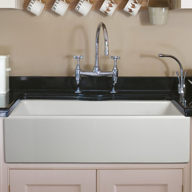 Fine fixtures reversible fluted french fireclay 33 x 18 apron reversible fluted french fireclay 33 x 18 apron kitchen sink workwithnaturefo