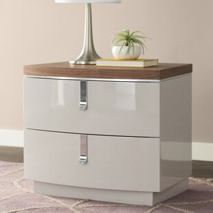 Find Canonsburg 2 Drawer Nightstand by Wade Logan