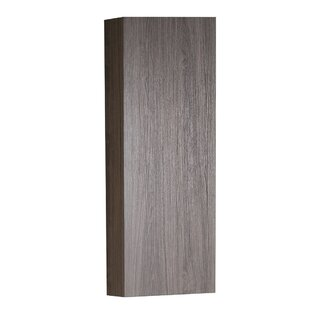 12 W x 31.5 H Wall Mounted Cabinet by Bellaterra Home