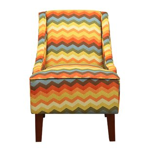 Ebern Designs Gilpin Slipper Chair
