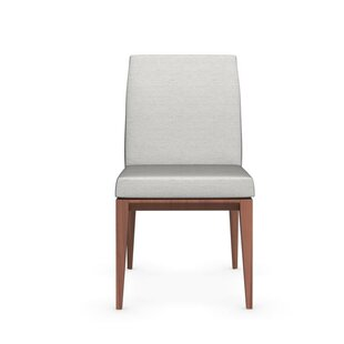 Bess Low Wooden Chair