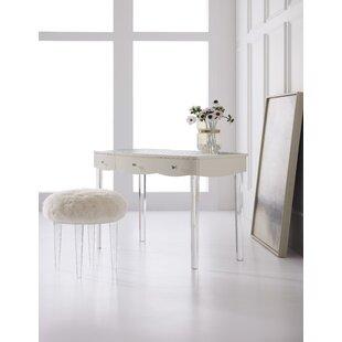 Melange Fareena Vanity with Mirror by Hooker Furniture