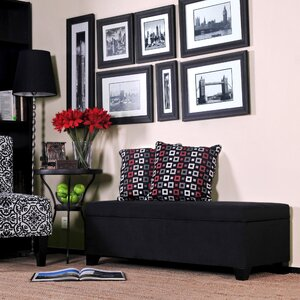 Mary Upholstered Storage Bench