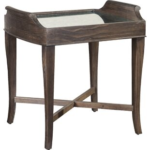 Great Price Pond Brook End Table by Darby Home Co