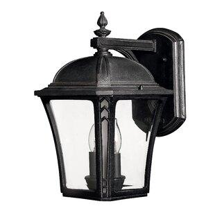 Keltner 2-Light Outdoor Wall Lantern by Alcott Hill