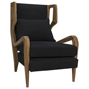 Best Reviews Carol Lounge Chair by Noir