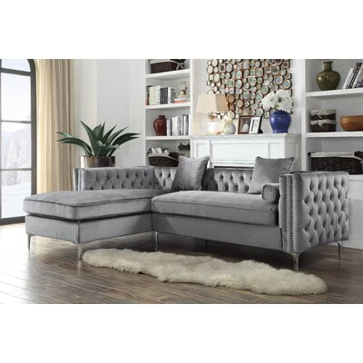 Small Scale Sectionals You Ll Love In 2019 Wayfair