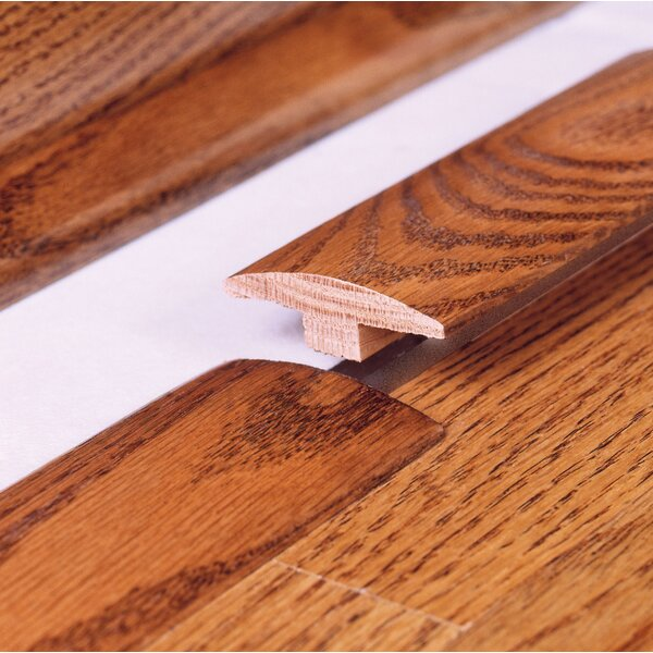 Artistic Finishes 0 63 X 2 X 78 White Oak T Molding Wayfair