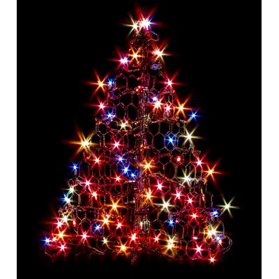 Crab Pot Christmas Trees Crab Pot Christmas Tree® with 100 Incandescent Mini Lights