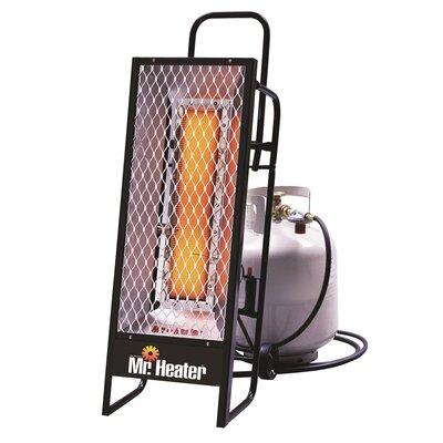 Portable Randiant 35000 BTU Portable Propane Radiant Utility Heater Mr. Heater