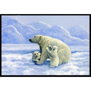18df7140cd3 Polar Bears Doormat