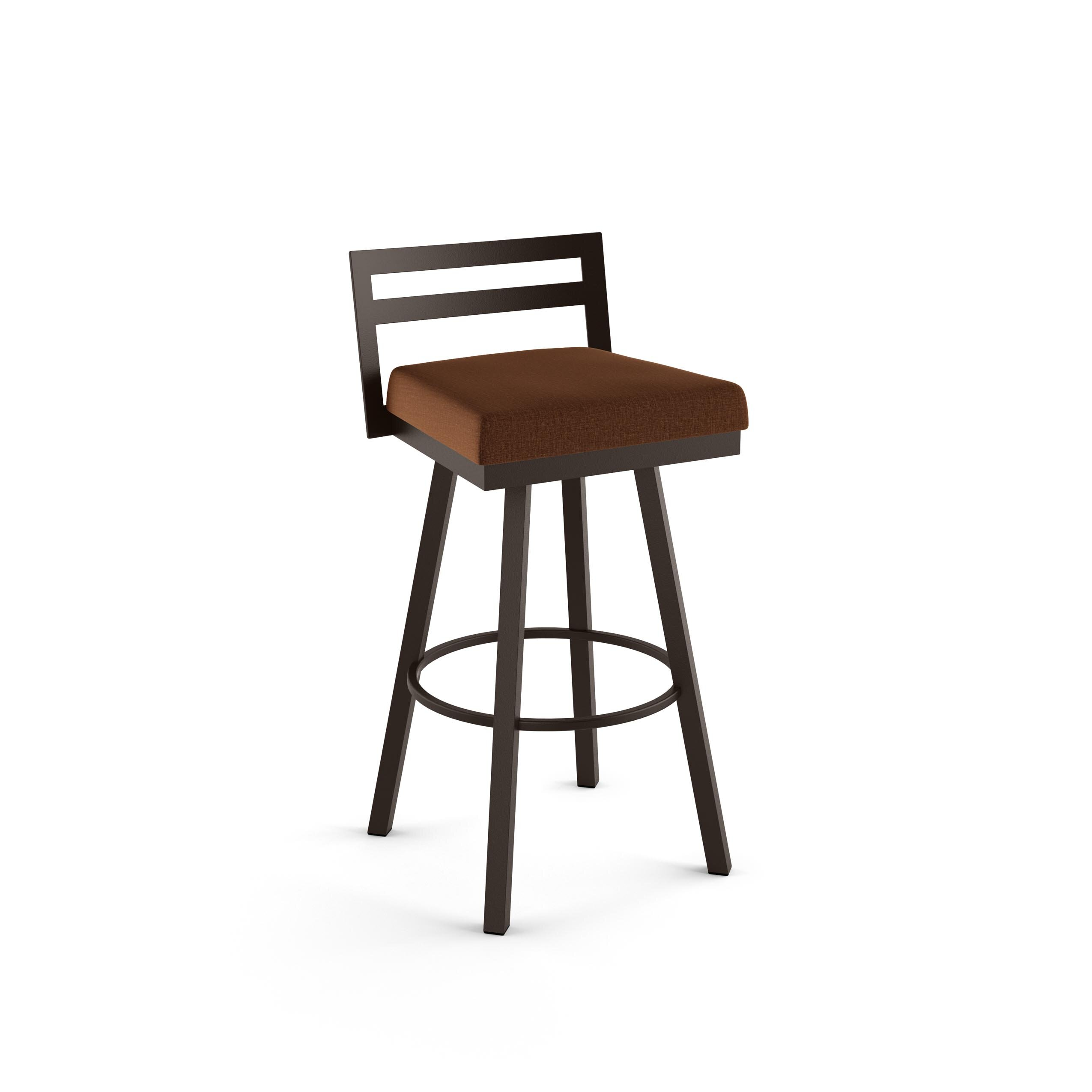 Copper Low Back Bar Stools Counter Stools You Ll Love In 2021 Wayfair