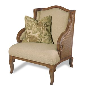 Windward Wingback Chair by Hooker Furniture