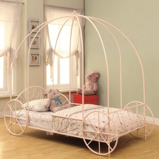 Korman Princess's Carriage Twin Canopy Bed