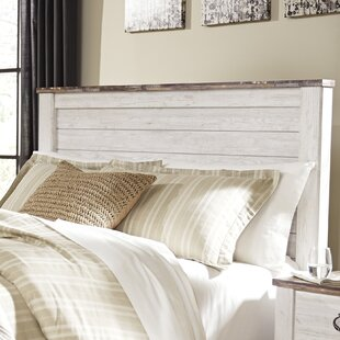 Three Posts Naples Panel Headboard
