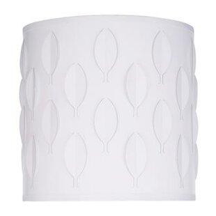 Price comparison 8 Paper Drum Lamp Shade By Aspen Creative Corporation