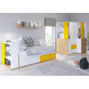 Samson European Single Bedroom Set By Isabelline
