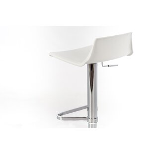 Boissonneault Height Adjustable Swivel Bar Stool By Metro Lane
