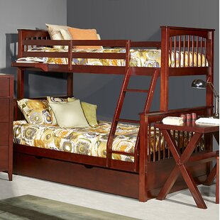 Granville Twin over Full Bunk with Trundle by Viv   Rae