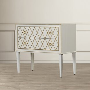 Horwich 2 Drawer Accent Chest by House of Hampton
