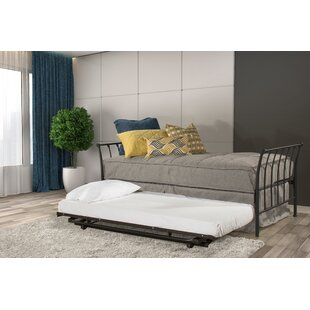 Savings Konivetska Backless Twin Daybed with Trundle by Red Barrel Studio Reviews (2019) & Buyer's Guide