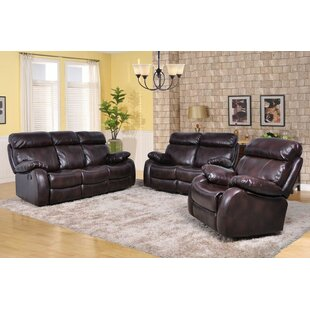Maxwell Reclining Configurable Living Room Set by