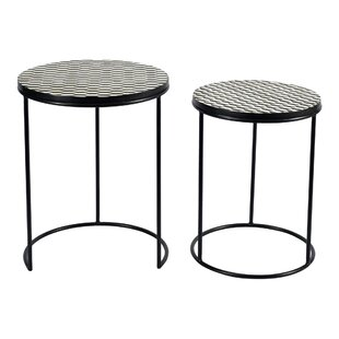 Adena 2 Piece Nesting Tables