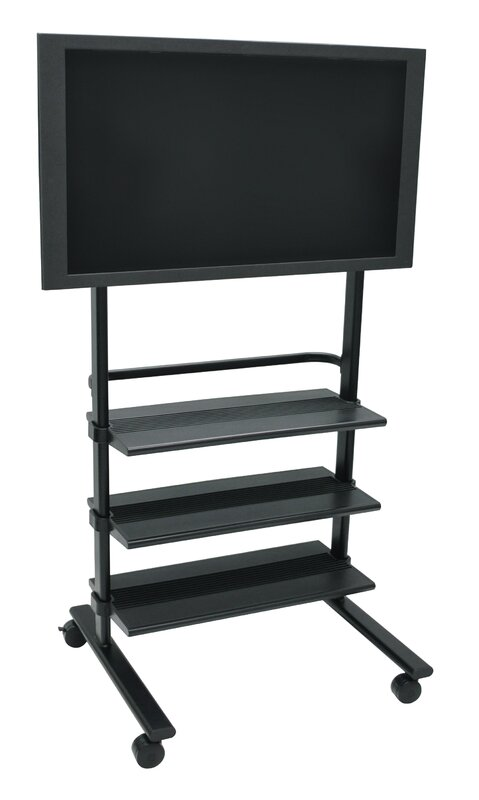 "Universal Floor Stand Mount for 32"" - 60"" LCD"