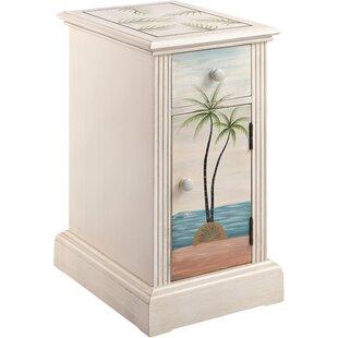 Sandelier Cabinet 1 Door Accent Cabinet
