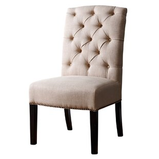 Palmer Upholstered Dining Chair by Darby Home Co