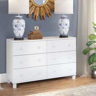 Compare & Buy Cheswick Spacious 6 Drawer Double Dresser by Winston Porter
