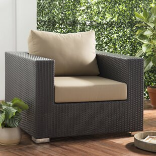 Best Reviews Ryele Arm Chair with Cushions By Latitude Run