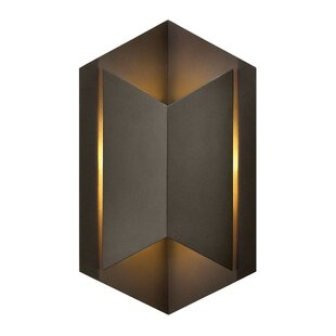 Lex LED Outdoor Flush Mount