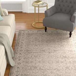 Carolus Taupe Area Rug by Darby Home Co