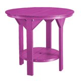 Patricia Plastic/Resin Bar Table