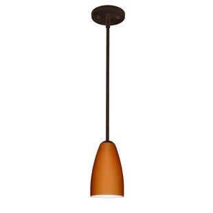 Besa Lighting Riva 1-Light Cone Pendant