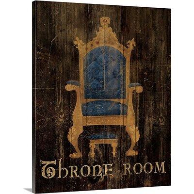 King Throne Chair Wayfair