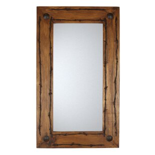 Compare & Buy Old Ranch Rustic Accent Mirror By My Amigos Imports