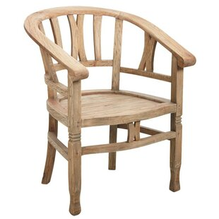 Garden Natural Tub Chair By Union Rustic