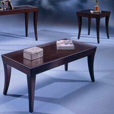 Versaille 3 Piece Coffee Table Set by Bernards