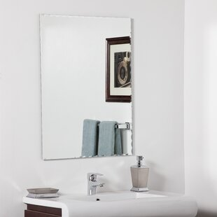 Affordable Price Modern Wall Mirror ByLatitude Run