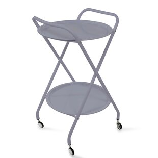 Ebern Designs Yessenia Bar Cart