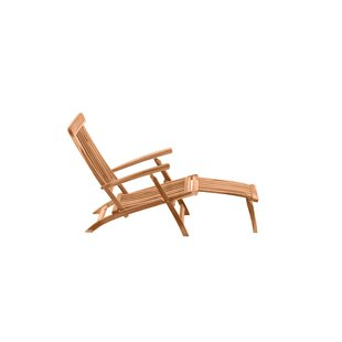 Remmington Reclining Sun Lounger By Sol 72 Outdoor
