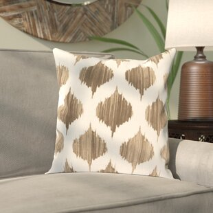Kingman 100% Cotton Throw Pillow Cover