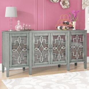Chantel 4 Door Cabinet by Willa Arlo Interiors