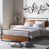 Bryseida Full Low Profile Platform Bed by Latitude Run®