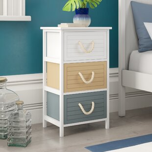 Leiscester 3 Drawer Chest Of Drawers By Breakwater Bay